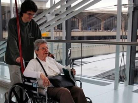 Surviving Wheelchair Air Travel