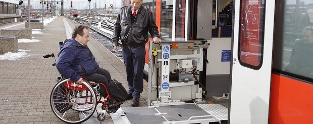 Wheelchair Friendly Trains