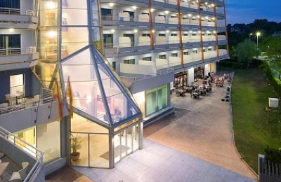 Wheelchair Access Hotel Salou Spain